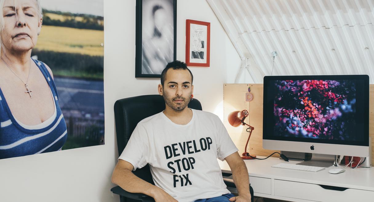 DANIEL REGAN (UK) - Banner
